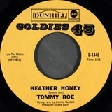 Heather Honey / Jam Up And Jelly Tight - Tommy Roe