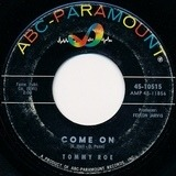 Come On - Tommy Roe