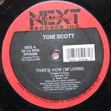That's How I'm Living - Tony Scott