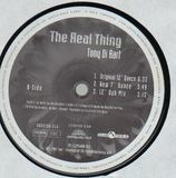 The Real Thing - Tony Di Bart