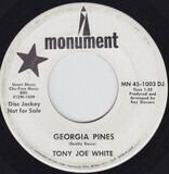 Georgia Pines / Ten More Miles To Louisiana - Tony Joe White