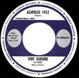 Acapulco 1922 / I Loved You - Tony Osborne