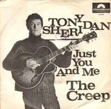Just You And Me / The Creep - Tony Sheridan