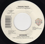 Anymore / It's All About To Change - Travis Tritt