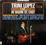 Live at Basin St. East - Trini Lopez