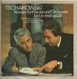 Klavierkonzert f KJlavier u. Orchester Nr 1 b-moll op.23 - Tschaikowski