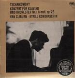 Konzert für Klavier und Orchester Nr.1, Op.23 (Van Cliburn) - Tschaikowsky