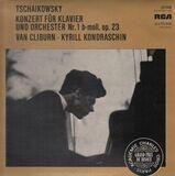 Konzert für Klavier und Orchester Nr.1 b-moll, op. 23 - Tschaikowsky
