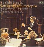 Symphonie Nr. 5 e-moll , op. 64 - Tschaikowsky/ V. Ashkenazy, Philharmonia Orchestra