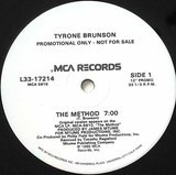 The Method - Tyrone Brunson