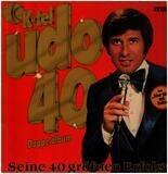 Udo 40 - Seine 40 Größten Erfolge - Udo Jürgens