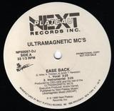 Ease Back / Kool Keith Housing Things - Ultramagnetic MC's