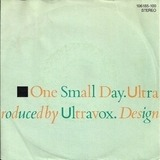 One Small Day - Ultravox