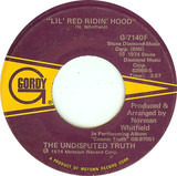 Lil' Red Riding Hood - Undisputed Truth