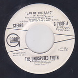 Law of the Land - Undisputed Truth