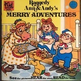 Raggedy Ann & Andy's Merry Adventures - Unknown