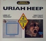 Look At Yourself / Very'Eavy Very'Umble - Uriah Heep