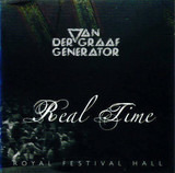 Real Time - Royal Festival Hall - Van Der Graaf Generator