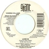 Love Is - Vanessa Williams And Brian McKnight