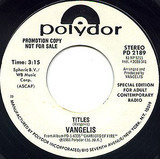 Titles - Vangelis