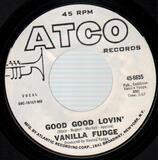 Good Good Lovin' / Shotgun - Vanilla Fudge