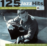 125 Jazz Hits - Lester Young / Count Basie / Stan Getz a.o.