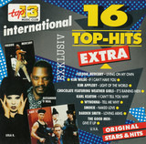 16 Top-Hits Aus Den Charts - Extra - Freddie mercury / kim Wilde / a.o.
