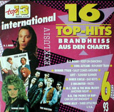 16 Top-Hits Aus Den Charts 6/93 - D.J. Bobo a.o.