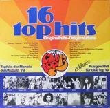 16 Top Hits - Tophits Der Monate Juli/August '79 - Baccara, The Teens a.o.