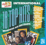 18 Top Hits International 3/94 - Various