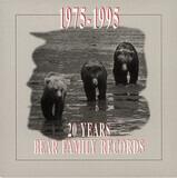 1975-1995-20 Years Bear Family Records - Bill Ramsey, James Intveld, Jon Emery
