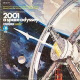 2001 - A Space Odyssey (Music From The Motion Picture Soundtrack) - Karl Bohm* & Berlin Philharmonic Orchestra, Francis Travis & Bavarian Radio Orchestra, a.o.