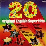 20 Original English Super Hits - Joe Cocker, Procol Harum, Typically Tropical, T. Rex...