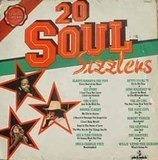 20 Soul Sizzlers - Sly Stone, The Capitols a.o.