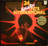 24 Smash Hits International - Rod Stewart, Jerry Lee Lewis, Vicky Leandros