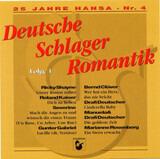 25 Jahre Hansa - Nr.4 - Deutsche Schlager Romantik Folge 1 - Roland Kaiser / Marianne Rosenberg a.o.