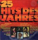 25 Hits des Jahres - 25 Hits des Jahres
