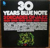 30 Years Blue Note - Volume 1 - 3 Decades Of Jazz 1939-1949/1949-1959/1959-1969 - Miles Davis, Milt Jackson a.o.