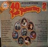 40 Folk Favourites - Ralph McTell, Richard Digance, Humblebums