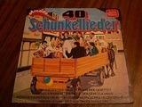 40 schunkellieder - Paul Biste a.o.
