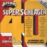 40 Super-Schlager - Various