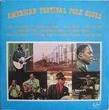 American Festival Folk Blues - John Lee Hooker, Jimmy Reed a.o.