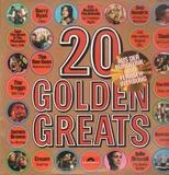 20 Golden Greats - The Bee Gees, The Troggs, James Brown a.o.