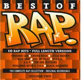 Best Of Rap Volume Two - Spoonie Gee / Chubb Rock / Run DMC a.o.