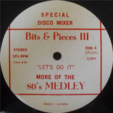 Bits & Pieces III - Let's Do It - Various