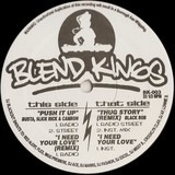 Blend Kings Vol. 3 - Slick Rick, Black Rob, a.o.
