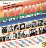 Die Internationalen Top Hits Aus Den Hitparaden 1989 - Juli/August - Various