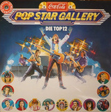 Coca-Cola Pop Star Gallery - Die Top 12 - NENA, MARKUS, SPLIFF, TOTO u.a.