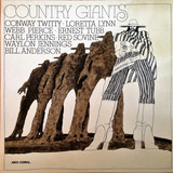 Country Giants - Conway Twitty a.o.