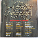 Country Roundup: 20 Great Stars - 20 Great Hits - Tammy Wynette, Jimmy Payne, Mac Curtis, a.o.